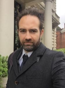 Dr Johann Grundlingh EM and ICM Consultant Barts Health NHS Trust