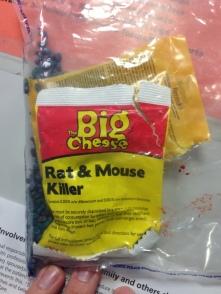 Big Cheese Rat poison